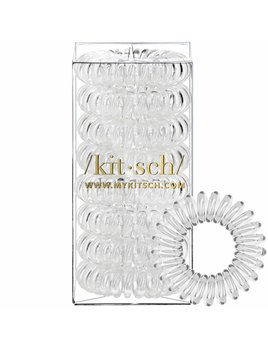 Kitsch Transparent Hair Coil - Pack of 8