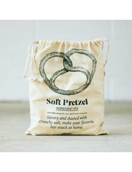 Farm Steady Soft Pretzel Making Mix in Bag
