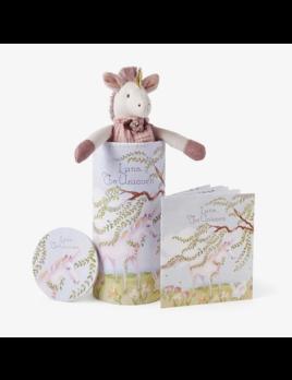 """Elegant Baby Unicorn Toy 10"""" - Gift Box"""
