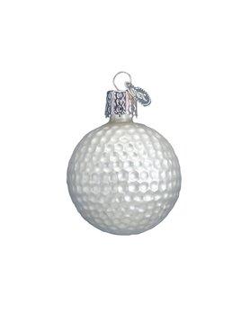 Old World Christmas Golf Ball Ornament