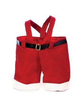 SkalNY Felt Santa Pant Gift Bag