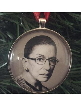The Weekend Store RBG Ornament