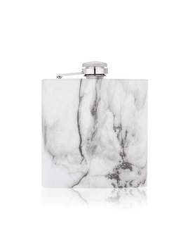 True Marble 6oz Stainless Steel Flask