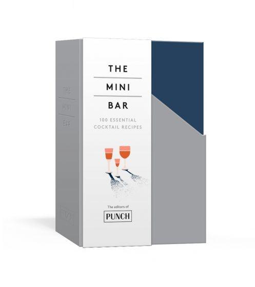 True The Mini Bar: 100 Essential Cocktail Recipes Book Set