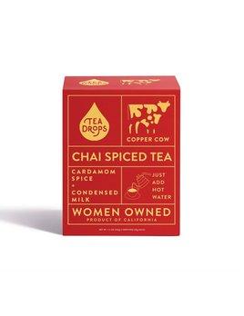 Copper Cow Coffee Chai Spiced Tea - 5 Pack