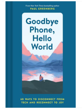 Harper Group Goodbye Phone, Hello World