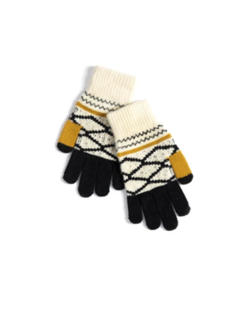 Shiraleah Rye Touchscreen Gloves