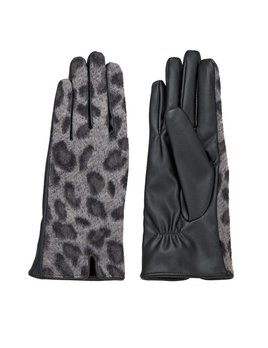 Mudpie Leopard Gloves
