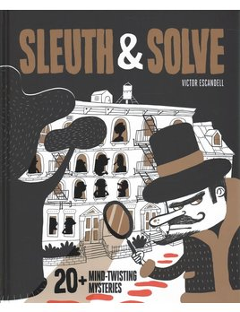 Harper Group Sleuth & Solve: 20+ Mind Twisting Mysteries