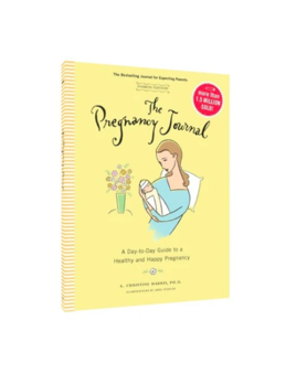 Chronicle Books Pregnancy Journal 4th Edition