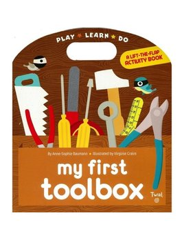 Abrams Play Learn Do: My First Toolbox