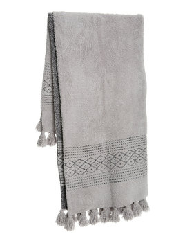 Barefoot Dreams Cozychic Luxe Casa Throw - Oyster