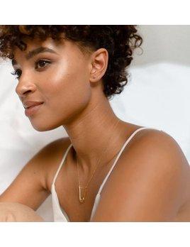 Token Jewelry Ear Climbers - Sterling Silver