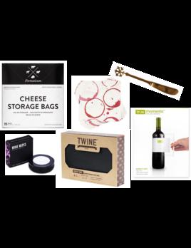 2020 Gift Box - Wine & Cheese