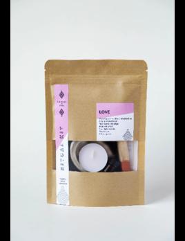Elements of Aura Love Ritual Kit