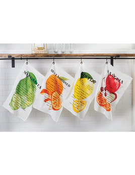 Mudpie Drink Recipe Towels