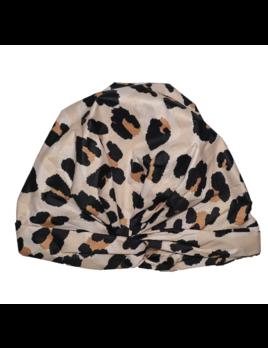 Kitsch Luxe Shower Cap - Leopard