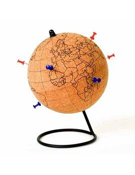 Gift Republic Color in Cork Globe