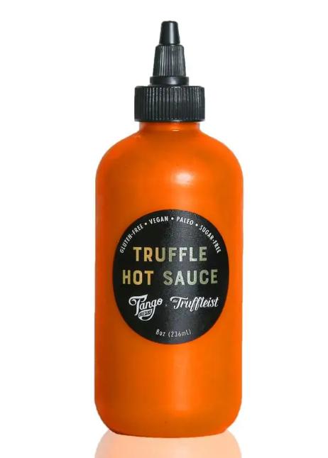The Truffleist Truffle Hot Sauce