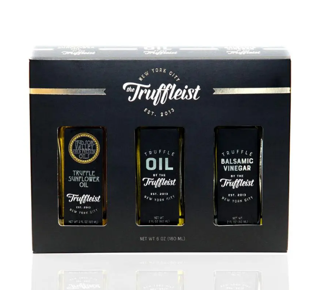 The Truffleist Oil Sampler Set