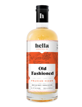 Hella Bitter Cocktail Mix