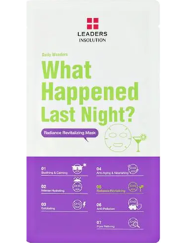 Leaders Cosmetics USA Daily Wonders What Happened Last Night Mask