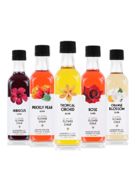 True Flower Cocktail Kit - For Margaritas