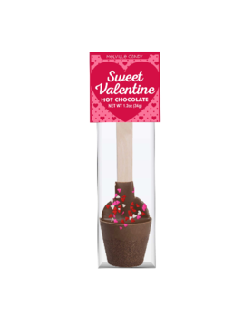 Melville Candy Valentine Hot Chocolate Spoon