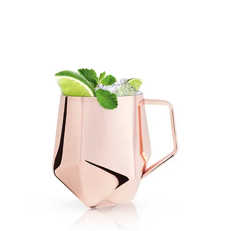True Faceted Moscow Mule
