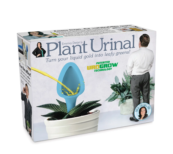 30 Watt Prank Gift Box - Plant Urinal