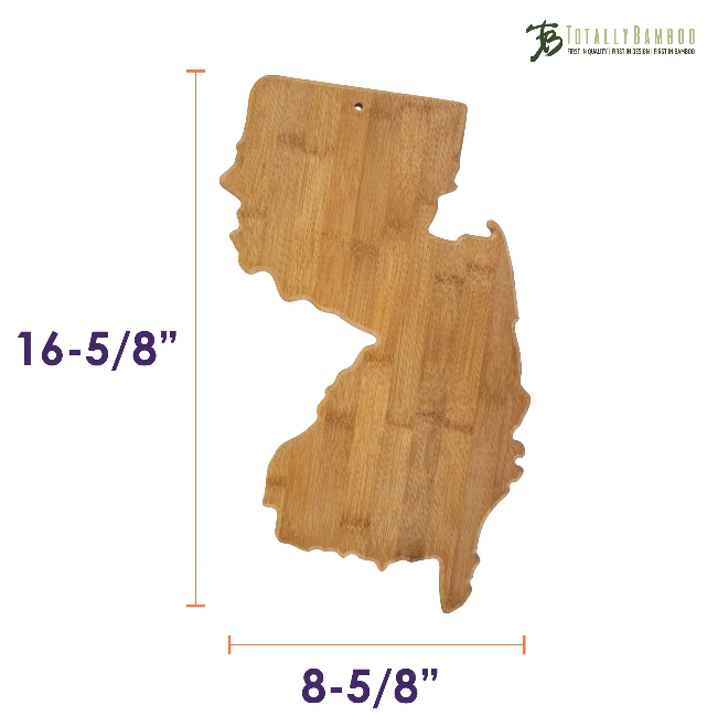 Totally Bamboo New Jersey Board