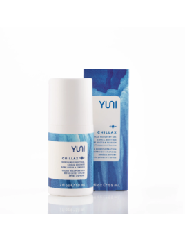 YUNI Beauty Chillax Muscle Recovery Gel