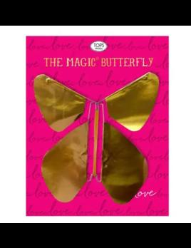 TOPS Malibu Love - Metallic Flying Magic Butterfly