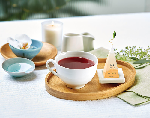 Tea forte Wellbeing Presentation Box