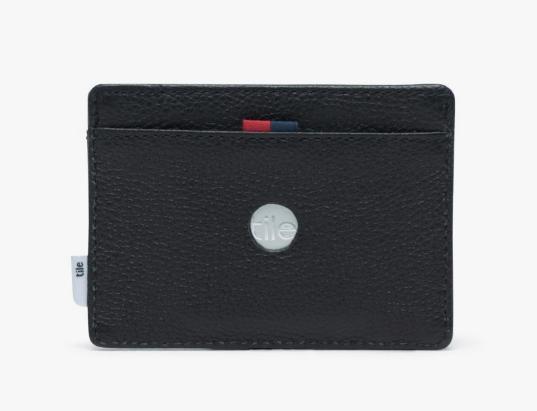 Black Pebble Wallet