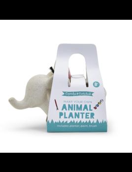 Two's Company Animal Planter Craft Kit