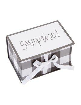 Mudpie Baby Annoucement Gift Set