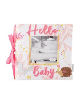 Mudpie Hello Baby Girl Book