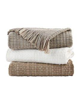 Mudpie Fringe Blankets