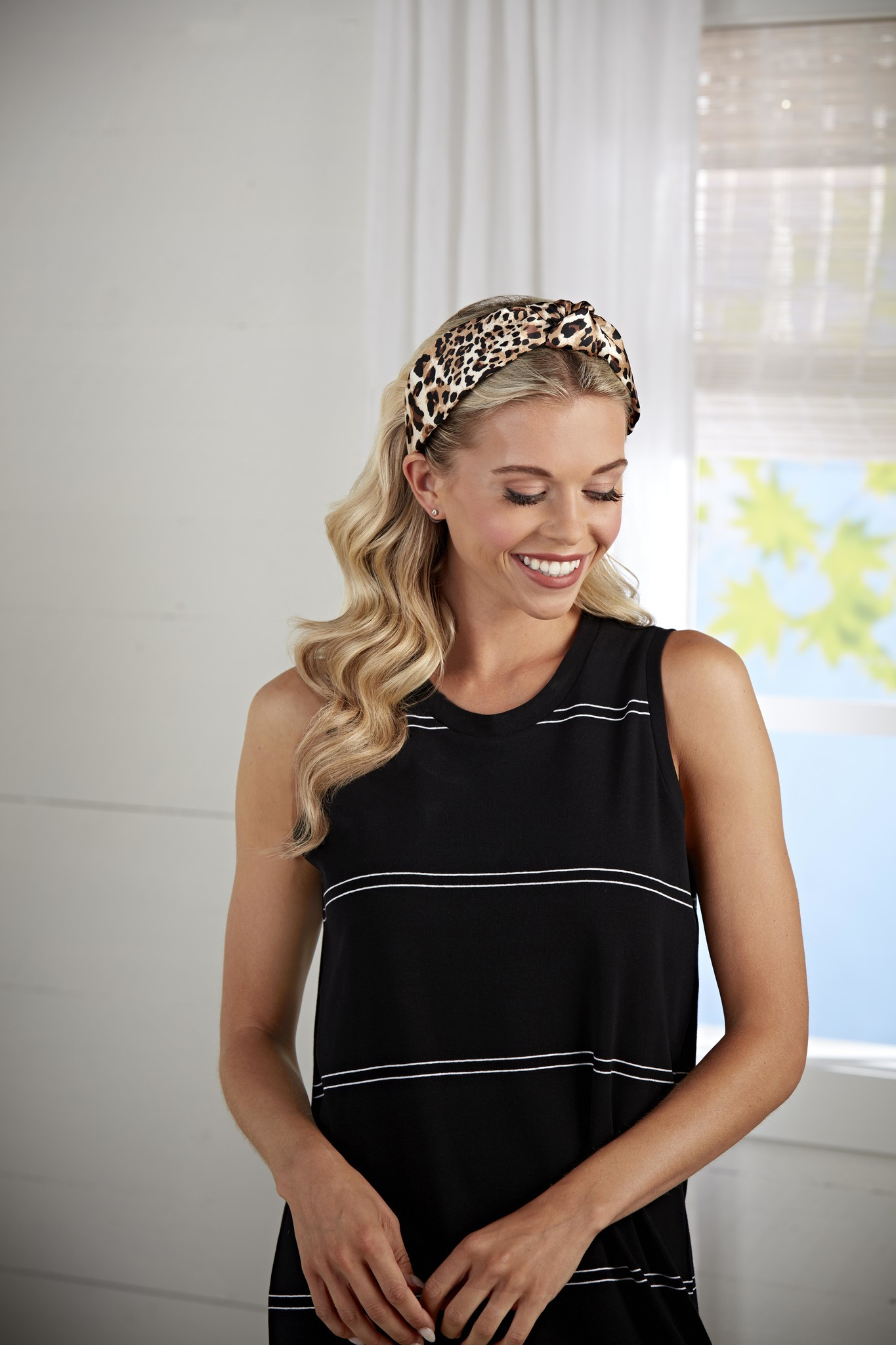Mudpie Patterned Knotted Headbands