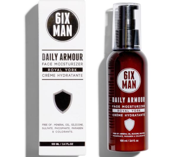 6IXMAN Daily Armour - Non Greasy Face Moisturizer