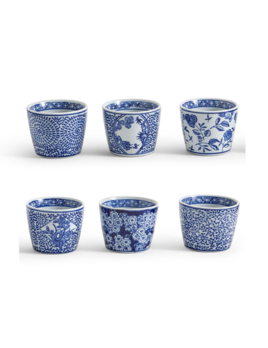 Two's Company Canton Collection Cachepot