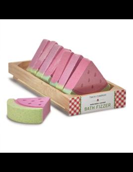 Two's Company Watermelon Bath Fizzer