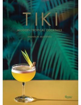 True Tiki Cocktail Book