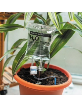 Bubblegum Stuff Plant Life Support Houseplant Watering Device