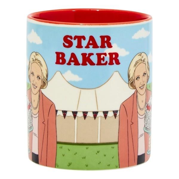 The Found Star Baker Mug
