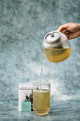 Plukt Nordic Green Tea - Tin