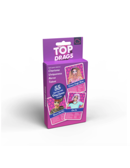 Bubblegum Stuff Top Drags Card Game