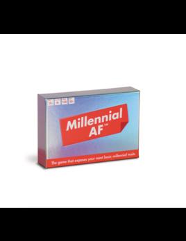 Bubblegum Stuff Millenial AF Card Game