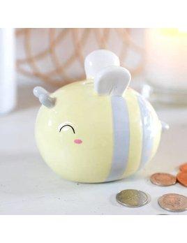 Lisa Angel Ceramic Bee Money Bank